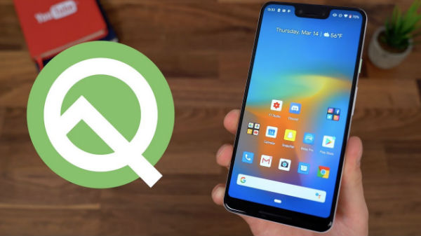 Android Q Beta 3 brings dark theme, support for foldable phones & more