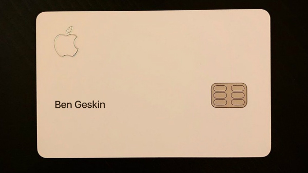 Apple starts issuing Apple Card to its employees: First look
