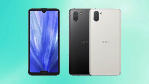Sharq announces AQUOS R3 with first-ever dual-notch screen