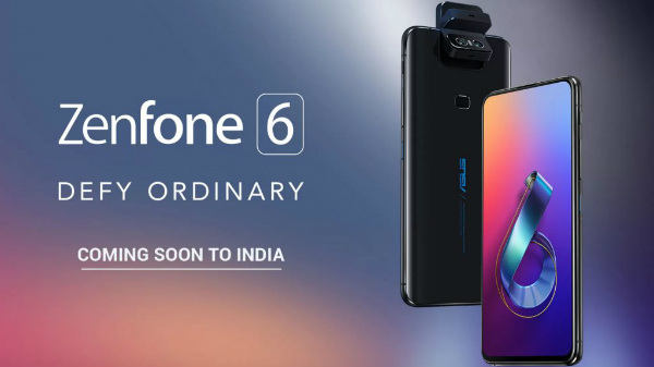 Asus Zenfone 6 India launch teased by Flipkart