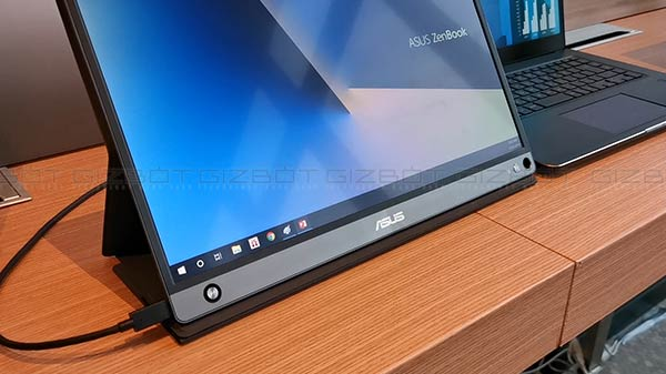 Asus ZenScreen Touch Portable Monitor First Impressions