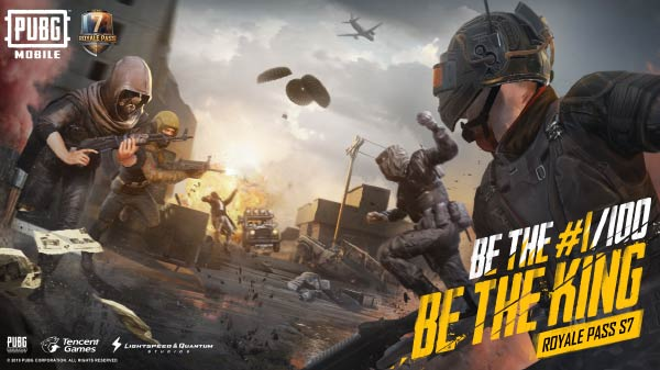 PUBG Mobile receives 0.12.5 update with Royale Pass Season 7 and more
