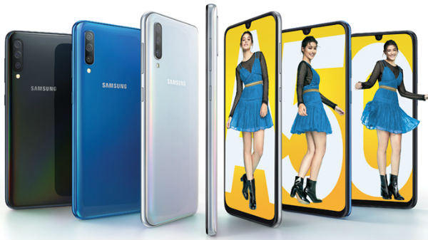 Best Samsung Galaxy A Series Smartphones To Buy In India
