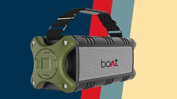 Boat launches Stone 1400 wireless water-resistant speaker in India