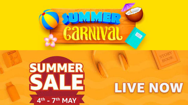 Flipkart and Amazon Summer Sale offers: Grab 6GB RAM smartphones