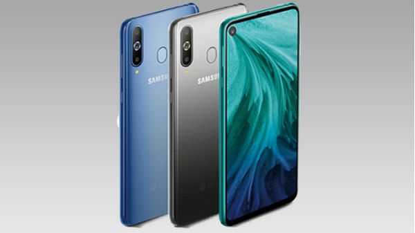 Samsung Galaxy A8s with punch-hole display gets Android Pie update