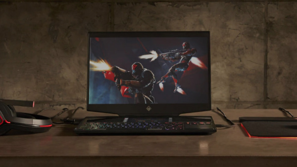 HP OMEN X 2S, the world's first dual-screen gaming laptop announced