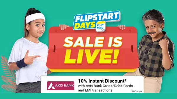 Flipkart Flipstart Days Sale: Gadgets which you don't want to miss