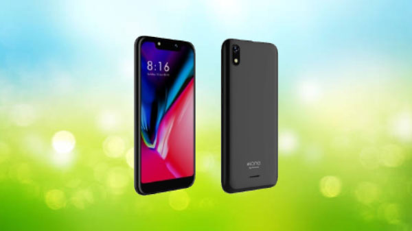 Micromax iOne Notch Display smartphone launched: Price, specification