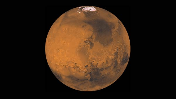 Mars Could Submerge Under 5 Feet Water If Its Ice Melts