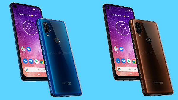 Motorola One Vision has a 48 MP camera with OIS: Launch on 15th of May