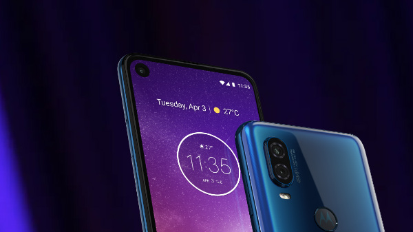 Motorola One Vision, the most affordable punch-hole display unveiled