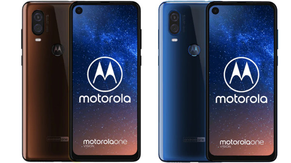 Motorola One Vision vs other smartphones with 48MP rear camera