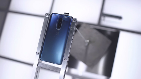 This OnePlus 7 Pro pop-up camera promo video will leave you amazed
