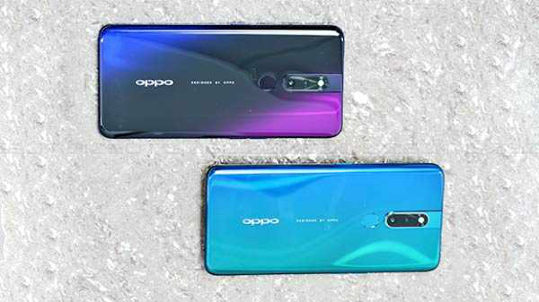 Oppo F11 Pro receives Rs. 2,000 permanent price cut
