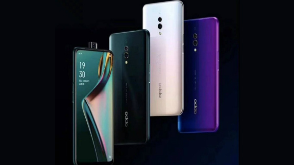 Oppo K3 with pop-up selfie camera announced starting from Rs. 16,000