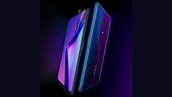 Oppo K3 poster is out ahead of May 23 launch