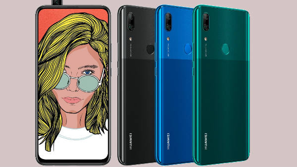 Huawei P Smart goes official with 16MP elevating selfie camera