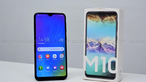 Samsung Galaxy M10, Galaxy M20 gets new Android Update