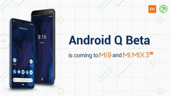 Redmi 855 flagship to be launched with Android Q Beta