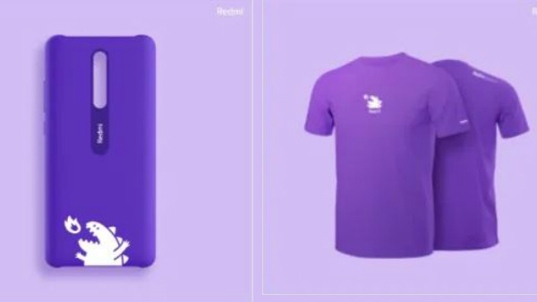 Redmi K20 retail box, official case and merchandise teased