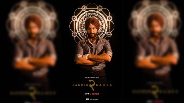 Netflix releases Sacred Games portrait captured from OnePlus 7 Pro