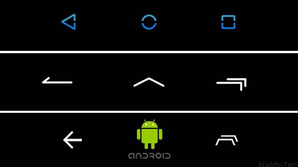 How to add soft navigational keys on Android without rooting