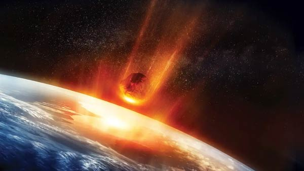NASA warns a sudden apocalyptic asteroid strike is eminent