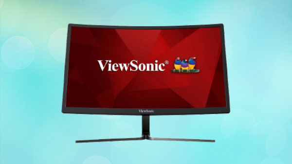 ViewSonic launches VX2458-C-mhd display for gaming