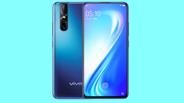 Vivo S1 Pro with pop-up selfie camera officially launched