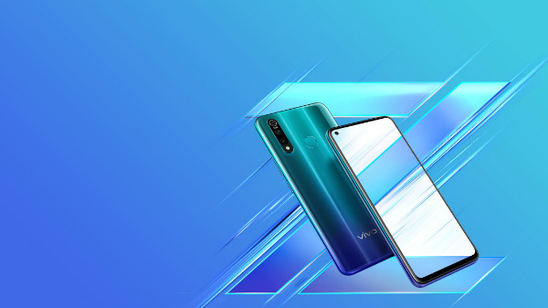 Vivo Z5x, most affordable punch hole display smartphone launched