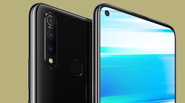 Vivo Z5x official press renders confirms key specifications