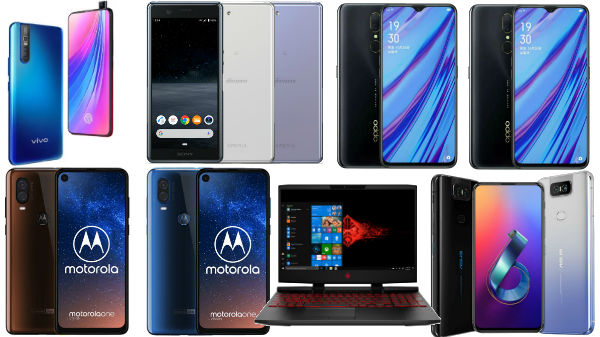 Week 20, 2019 launch round-up: Onplus 7 Pro, Asus Zenfone 6 and more