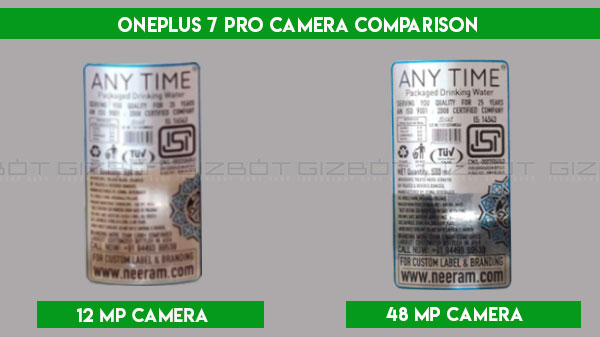How to capture 48 MP images on the OnePlus 7 Pro?