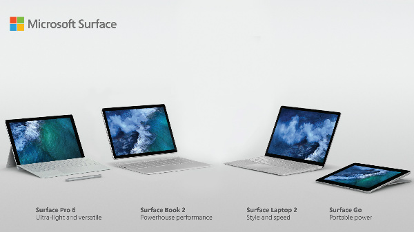 Microsoft Surface Devices Now Available With Rs. 7,500 Cashback