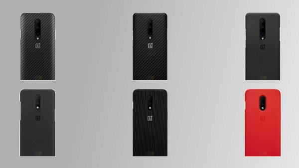 OnePlus 7, 7 Pro official case renders leak ahead of launch