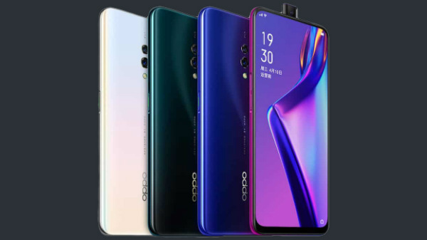 Oppo K3 vs other mid-range smartphones with 6GB RAM