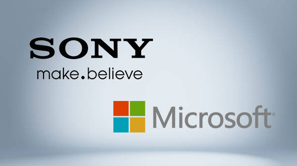 Microsoft, Sony come together to develop cloud technology for online gaming