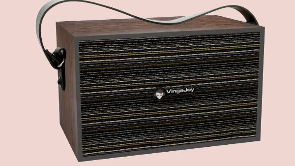 VingaJoy HT2090 Wooden Vintage portable speakers announced in India