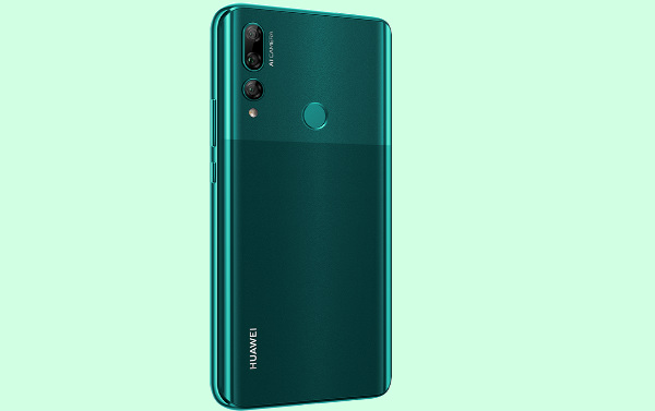 Huawei discreetly announces Y9 Prime (2019) with pop-up selfie camera