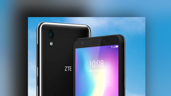 ZTE launches super affordable ZTE Blade A5 2019 with 8 MP selfie cam