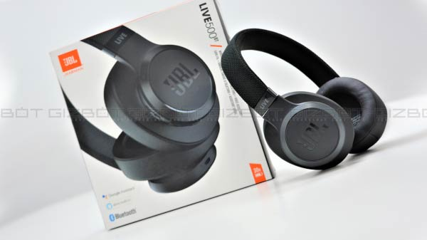 JBL Live 500BT Buetooth Wireless Headphones Review