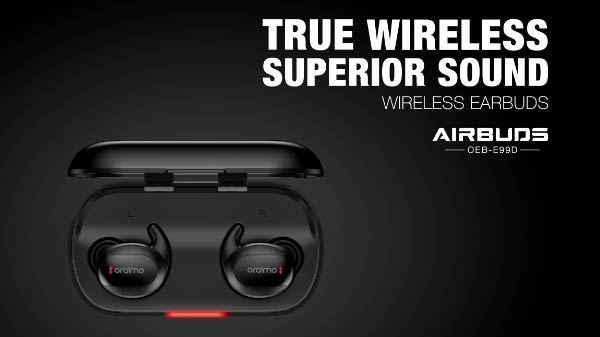 Oraimo Launches Airbuds OEB-E99D Wireless Earbuds – Price And Specs