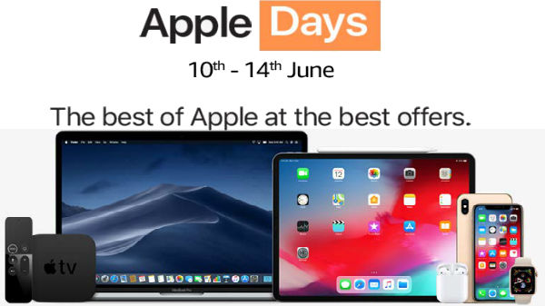 Amazon Apple Day Sale Offers – Discounts On iPhones, iPad And More
