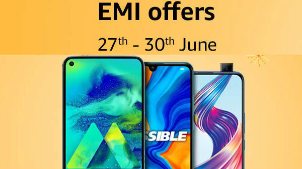Amazon EMI Offers On Latest Smartphones