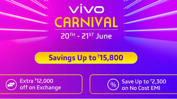 Amazon Offers On Vivo phones: Get Discounts On V15, V15 Pro And More