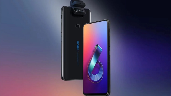 Asus ZenFone 6 Update – Super Night Mode For Wide-Angle Camera