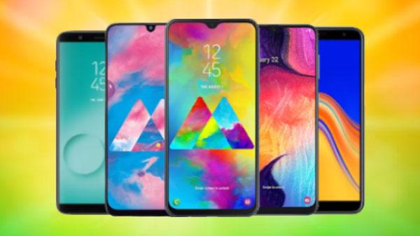 Best Samsung Smartphones To Buy In India Under Rs. 20,000