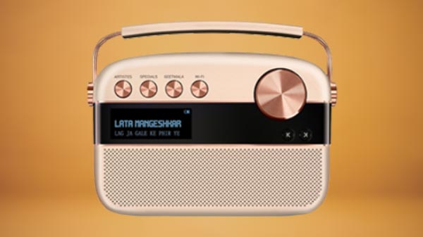 Saregama Carvaan 2.0 With Wi-Fi Connectivity Launched