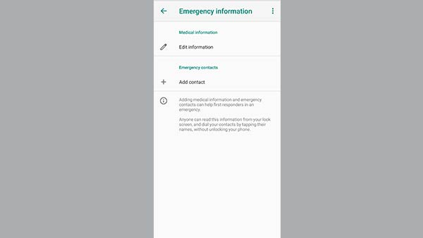 How To Set Up Emergency Contact On Your Smartphone Lock Screen